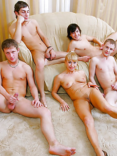 Mature Group Sex Pics